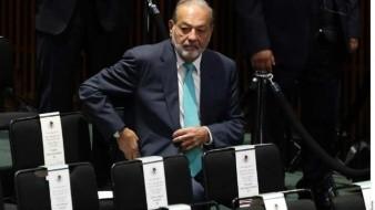 El País no está en una crisis, dice Carlos Slim
