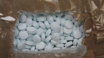 Hombre es detenido en Sonora con más de 4 mil pastillas de fentanilo