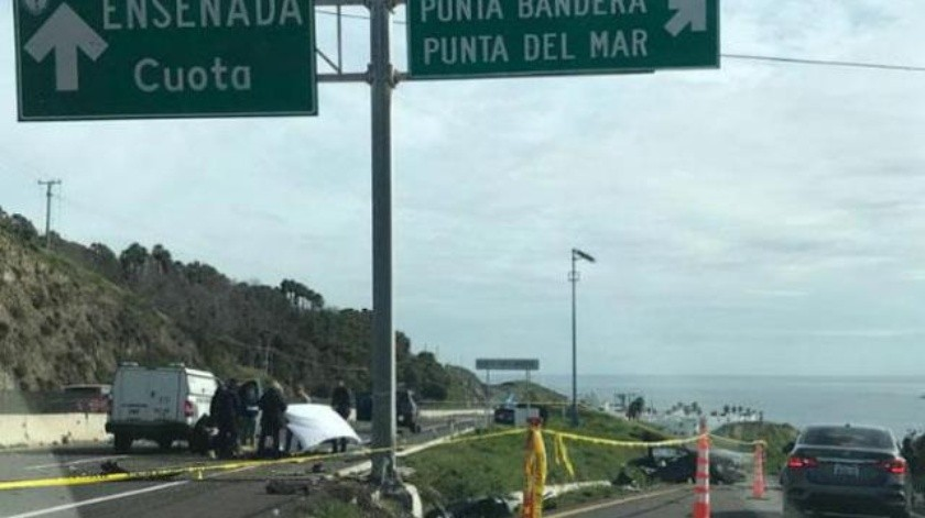 Muere un hombre y otro resulta herido en un accidente
