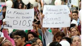 El Frente por la Familia pide a AMLO no despenalizar el aborto