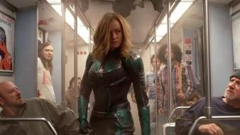 Recauda 'Captain Marvel' 455 mdd en estreno