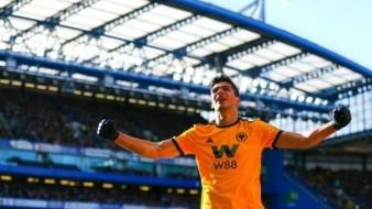 Con gol de Raúl Jiménez, Wolverhampton empata al Chelsea