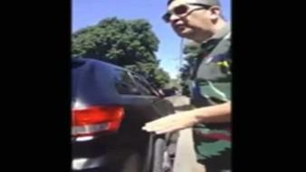 VIDEO: ''Soy vecino de Cuauhtémoc Blanco'', así enfrenta ciudadano a policías