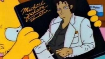 Eliminarán Los Simpson capítulo de Michael Jackson