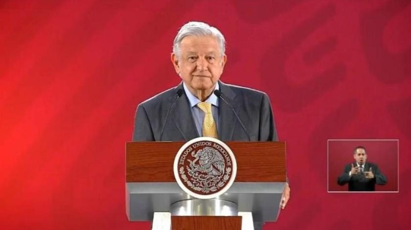 Andrés Manuel asegura que su gobierno no persiguió al periódico Reforma pero ayudaron al fraude electoral