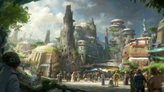 En mayo abren sus puertas la tierra de Star Wars: Galaxy Edge en Disney
