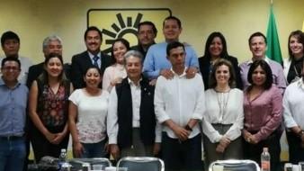 Anuncia PRD respaldo a Enrique Cárdenas como candidato a gobernador de Puebla