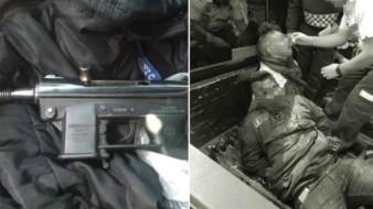 Metralleta vs mano limpia, vecinos en CDMX enfrentan a asaltantes armados
