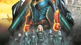 """¡Sí capitana estamos listos! """"Capitana Marvel"""",  la primera película del UCM protagonizada por una mujer"""