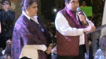 Cierran campaña precandidatos de Morena a gobernatura de Puebla