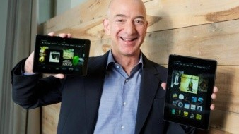 Jeff Bezos, el hombre más rico del mundo según Forbes; Carlos Slim, el quinto