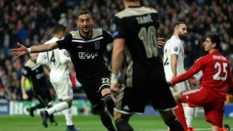 Arranca Ajax posibilidad al Real Madrid del tetracampeonato