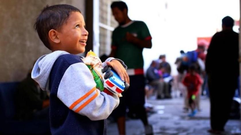 Esperan nueva caravana migrante esta semana en Mexicali