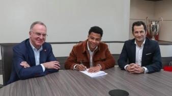 Serge Gnabry extiende contrato por tres años con el Bayern Múnich