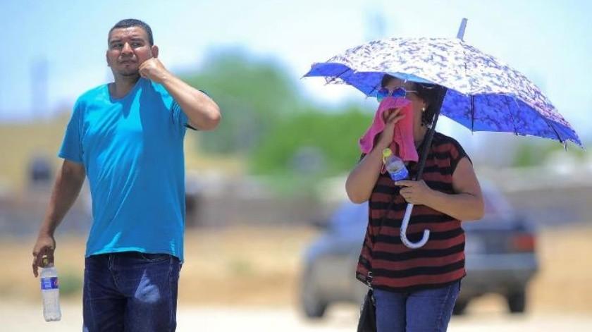Invierno se despedirá con calor en Hermosillo; semana de 35°C