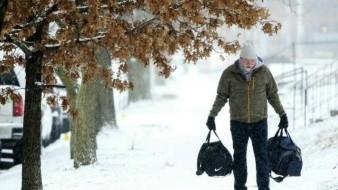 Fuerte tormenta invernal amenaza al Noreste de EU