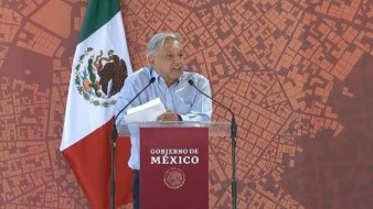 AMLO está en contra de proyecto minero en Baja California
