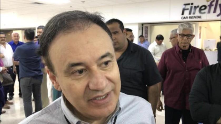 """""""Las casetas quedaron liberadas"""" en Sonora: Durazo Montaño"""