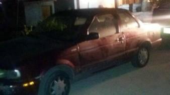 Roban en Tijuana carro con dos niñas dentro; lo localizan en la madrugada