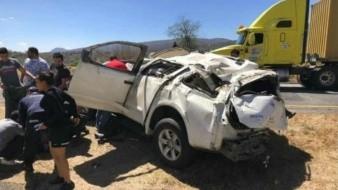 Sufre accidente ex directivo de Chivas junto a equipo de Univisión en Morelia