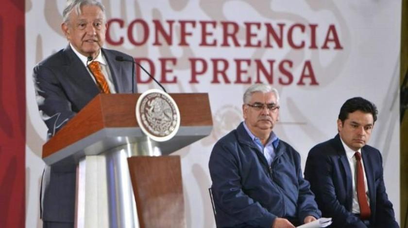 AMLO anuncia que se abrirán todos los expedientes del Cisen