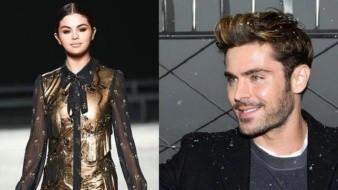 Selena Gomez y Zac Efron, ¿juntos?