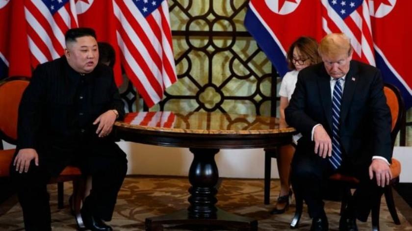 Indigna respaldo de Trump a Kim Jong-Un por muerte de estudiante de EU en Norcorea