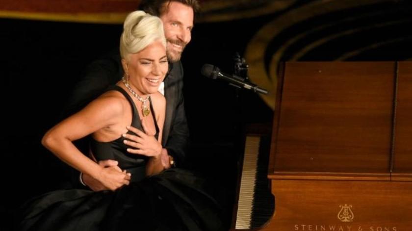 Solo fue actuación, no amor: Lady Gaga sobre dúo con Bradley Cooper