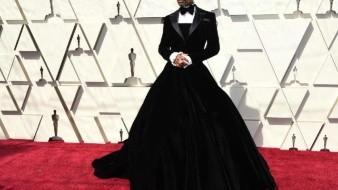 Habla Billy Porter sobre polémica por su traje en los Óscares