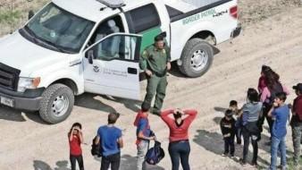 Pasan centenas de migrantes a EU por Yuma