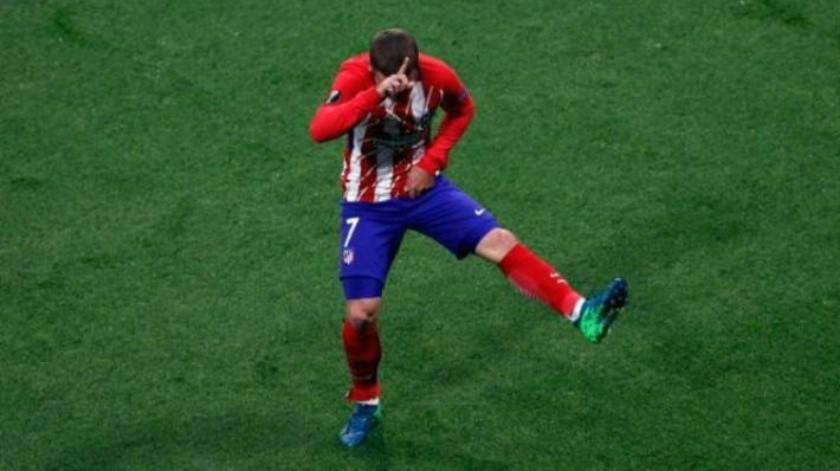 ''Me pone más nervioso jugar Fornite que futbol'': Antonie Griezmann