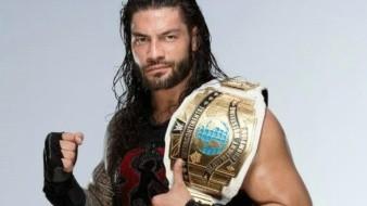 Roman Reigns, luchador de la WWE ha vencido al cáncer