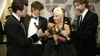 Sube rating del Óscar en EU