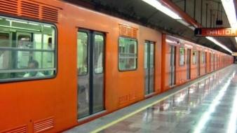 Hombre se despide de su madre y se arroja a las vías del Metro en CDMX