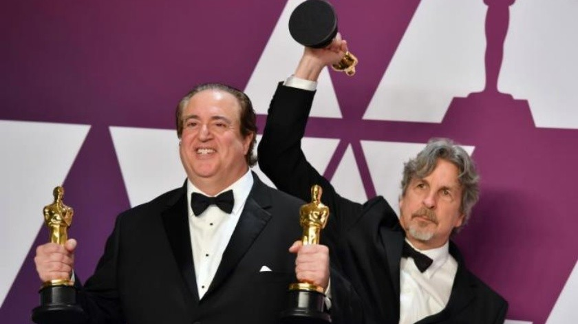 Pese a controversia, productores de 'Green Book' están encantados por el Óscar