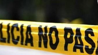 Matan a hombre de tres tiros en la cabeza frente a su casa en Neza