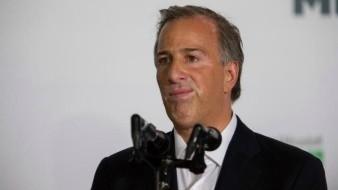 El ex candidato presidencial, José Antonio Meade, trabajará para el banco HSBC
