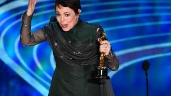 Se lleva Olivia Colman el Óscar a la mejor actriz