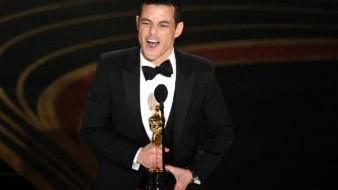 Por su interpretación de Freddie Mercury, Rami Malek gana el Óscar