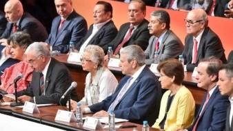 La CTM no es creación del poder político: Aceves del Olmo
