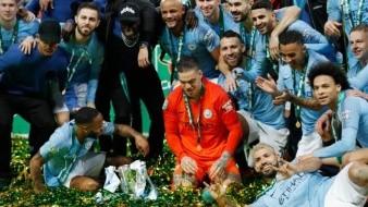 Revalida Manchester City título de Copa contra Chelsea; Kepa arriesga físico en penales