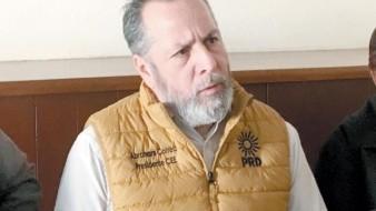 PRD está abierto a los perdedores de Morena: Correa