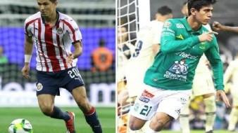 Sonorense Molina y Ambriz responden a Macías por ventilar a Chivas
