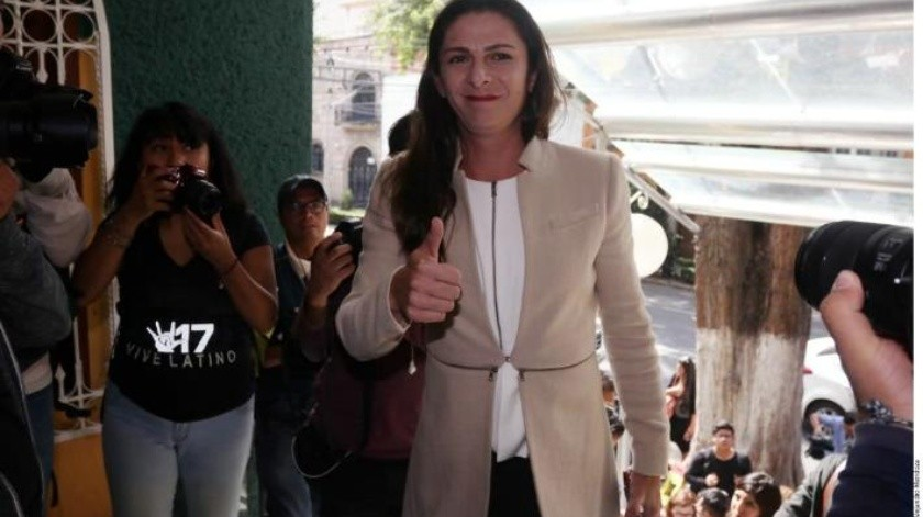 ''Es lamentable'': Ana Gabriela Guevara habla sobre irregularidades en Conade