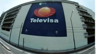 Televisa reporta caída de 83.6 por ciento de su utilidad neta; acciones se desploman en la bolsa