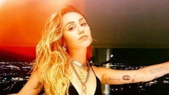Miley Cyrus rompe reglas en Instagram