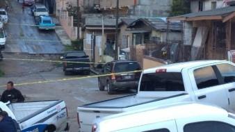 VIDEO: En diferentes camas, halla muertos a su pareja e hijos en domicilio de Tijuana