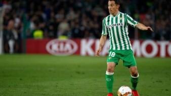 Acaba sueño europeo de Guardado y Lainez; Rennes elimina a Betis de la Europa League