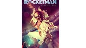 Presentan  nuevo trailer con Taron Egerton como Elton John