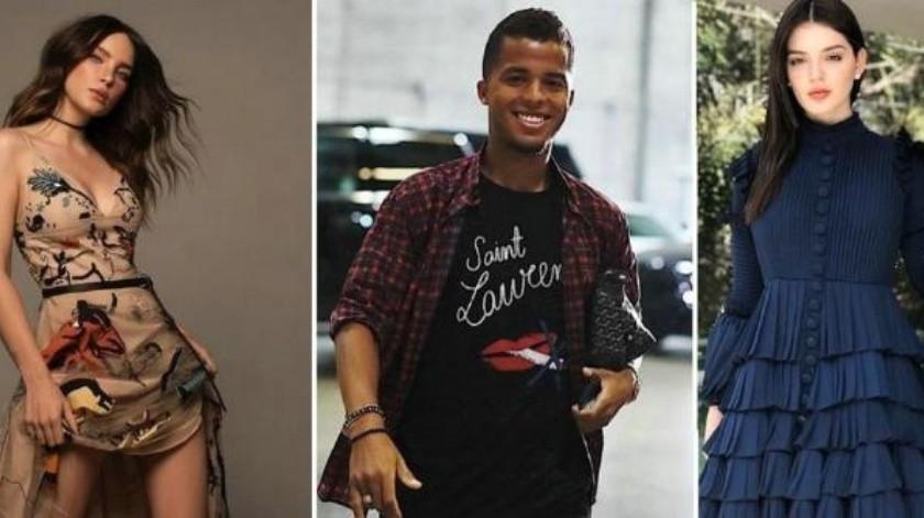 ¿Giovani dos Santos se olvida de Belinda con Andrea Toscano?